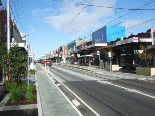 High St. Northcote is home.