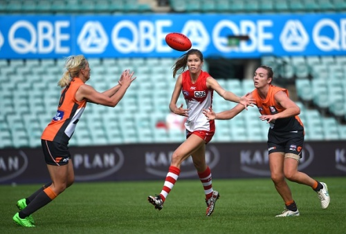 FOOTBALL-AFL-AUS-WOMEN